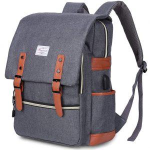 modoker vintage backpack