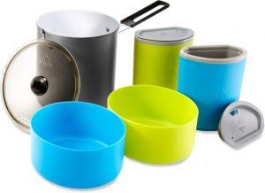 MSR Camping Cookware set