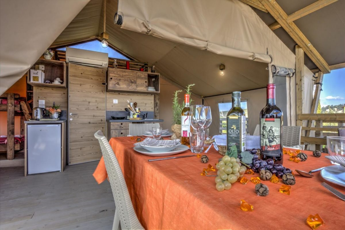 Plan a Glamping Trip: How to Make Camping for Girls More Stylish and Fun