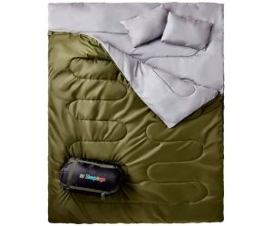 sleepingo backpacking sleeping bag