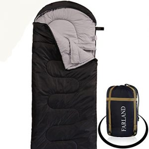 FARLAND Sleeping Bag for Adults Teens
