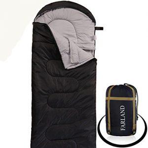 FARLAND Sleeping Bag for Adults Teens