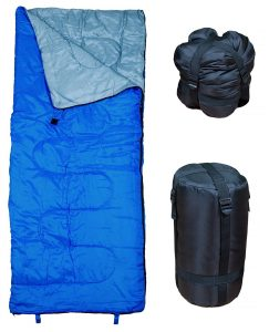 Revalcamp sleeping bag under 100