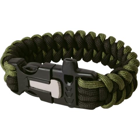 firekable paracord bracelet