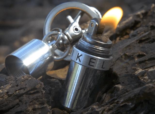 Survival Pro LifeStryke waterproof lighter