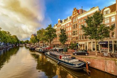 Free Vacation Giveaway – Netherlands + Germany